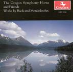 Horn Arrangements - Mendelssohn, Felix / Bach, J.S.