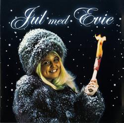 Jul med Evie