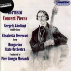 Bottesini: Works for Double Bass, Vol. 1 - Concert Pieces