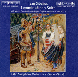 Sibelius - Lemminkinen Suite, Op.22, Four Legends from the Kalevala