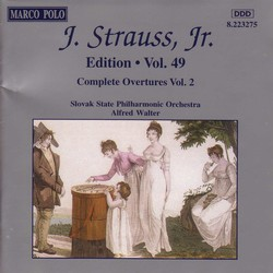 Strauss II, J.: Edition - Vol. 49