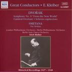 Dvorak: Symphony No. 9  / Smetana: Moldau (Kleiber) (1927-1948)