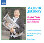 Majestic Journey - Original Works for Euphonium and Orchestra