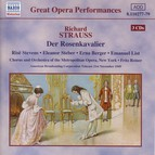 Strauss, R.: Rosenkavalier (Der) (Stevens, Steber / Metropolitan Opera / Reiner) (1949)