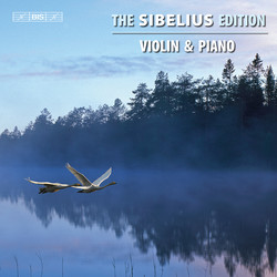 The Sibelius Edition Vol.6 - Violin & Piano