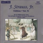 Strauss II, J.: Edition - Vol. 51
