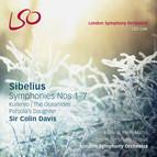 Sibelius: Symphonies Nos. 1-7 - Kullervo - The Oceanides - Pohjola's Daughter