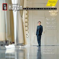Haydn: Complete Symphonies, Vol. 18