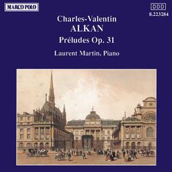 Alkan: Preludes, Op. 31