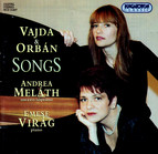 Orban / Vajda: Songs
