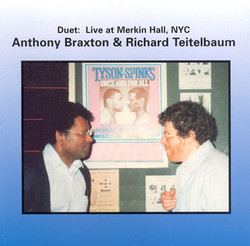 Braxton: Duet - Live at Merkin Hall 1994