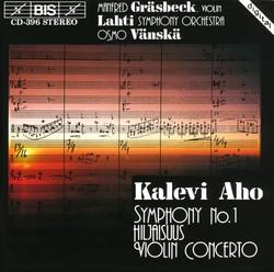 Aho - Symphony No.1