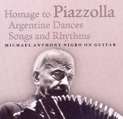 Pujol, M.: Suite Del Plata, No. 1 / Elegia Por La Muerte De Un Tanguero / Piazzolla: 5 Piezas (Excerpts) / Luna, A.: 3 Estudios (Excerpts)