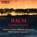 J.S. Bach - Gamba Sonatas