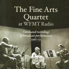 Beethoven / Haydn / Mozart / Brahms / Husa / Shifrin / Bartok / Hindemith / Martinon: String Quartets (Fine Arts Quartet) (1967-1973)