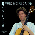 Mitsalas, Thanos: Music by Sergio Assad