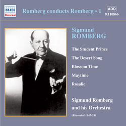 Romberg: Romberg Conducts Romberg, Vol.  1 (1945-1951)
