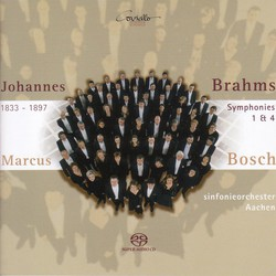 Brahms, J.: Symphonies Nos. 1 and 4
