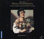 Chamber Music (German 17Th Century) - Becker, D. / Strungk, N.A. / Reincken, J.A. / Buxtehude, D. / Forster, K. / Theile, J. (Cordarte Ensemble)