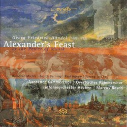 Handel, G.F.: Alexander's Feast