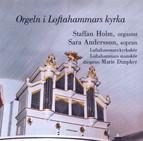 Orgeln i Loftahammars kyrka