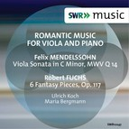 Romantic Music for Viola & Piano