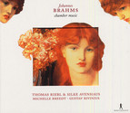 Brahms, J.: Viola Sonatas Nos. 1 and 2 / Trio in A Minor / 2 Gesnge
