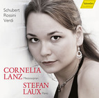Schubert, Rossini & Verdi: Vocal Works