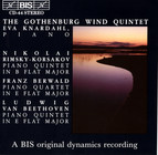 Wind Quintet and Piano, Vol.1