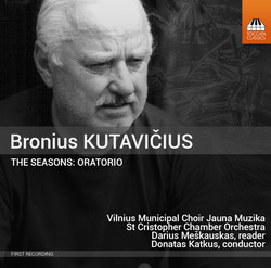 Kutavičius: The Seasons