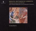 Chamber Music (Baroque 17Th Century) - Kerll, J.C. / Poglietti, A. / Rittler, P.J. / Fischer, J. / Bertali, A. / Schmelzer, J.H. (Cordarte Ensemble)