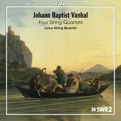 Vanhal: 4 String Quartets