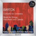 Bartók: Concerto for Orchestra - Music for Strings, Percussion & Celesta