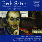 Satie: Complete Piano Music, Vol. 1