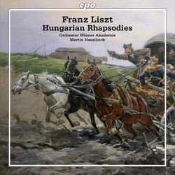 Hungarian Rhapsodies 1–6