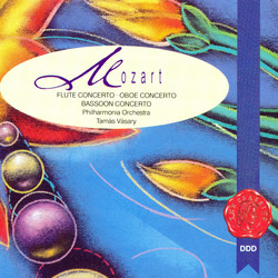 Mozart: Flute Concerto - Oboe Concerto - Bassoon Concerto