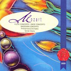 Mozart: Flute Concerto - Oboe Concerto - Bassoon Concerto