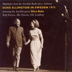 Duke Ellington in Sweden 1973