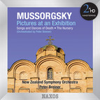 Mussorgsky: Pictures at an Exhibition (Orchestrated by Peter Breiner)