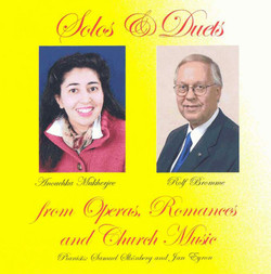 Solos & Duets from Operas, Romances and Church Music