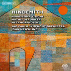 Hindemith  Orchestral Works