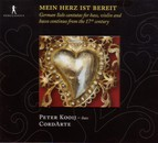 Bruhns, N.: Mein Herz Ist Bereit / Tunder, F.: Canzona in G Major / Krieger, J.P.: Fantasia in C Major