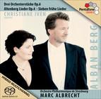 Berg, A.: 3 Stucke / 5 Altenberglieder / 7 Fruhe Lieder / Wein, Weib und Gesang