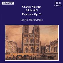 Alkan: Esquisses, Op. 63