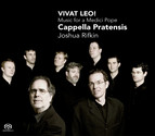 Vivat Leo! Music for a Medici Pope