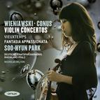 Wieniaswski, Conus & Vieuxtemps: Violin Concertos