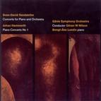 Sandström: Piano Concerto / Hammerth: Piano Concerto No. 1