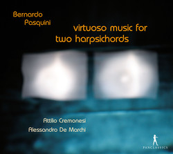 Virtuoso Music for Two Harpsichords