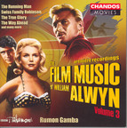 Alwyn: Film Music, Vol. 3