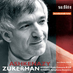 Mozart: Violin Concerto K 219 - Strauss: Symphonia Domestica